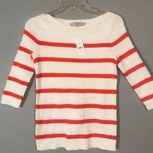 Ladies New Loft Sweater